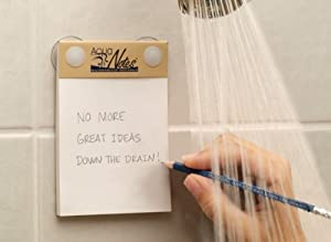 Amazon.com: Aqua Notes - Waterproof Notepad: Home & Kitchen