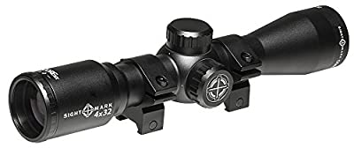 Sightmark SM13062 Men's Core SX 4x32 Pistol Scope from Sellmark Corporation