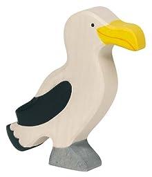Holztiger Albatross Toy Figure