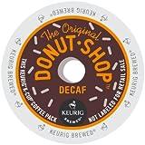 The Original Donut Shop Decaf, Keurig K-Cups, 72 Count