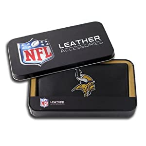 NFL Minnesota Vikings Embroidered Checkbook by Rico