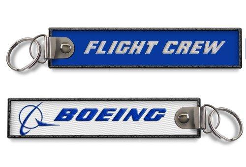 boeing-flight-crew-porte-cles-x1-blanc-bleu