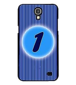 Fuson 2D Printed Numerology Designer back case cover for Samsung Galaxy Mega 2 G750 / G7508 - D4218