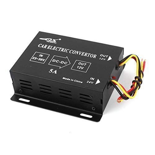 sourcingmap-black-plastic-5a-dc-24v-to-12v-voltage-reducer-converter-for-car