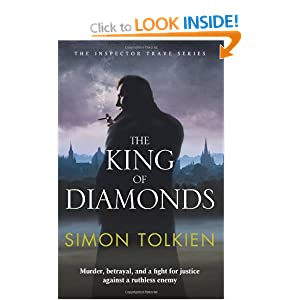 The King of Diamonds Simon Tolkien