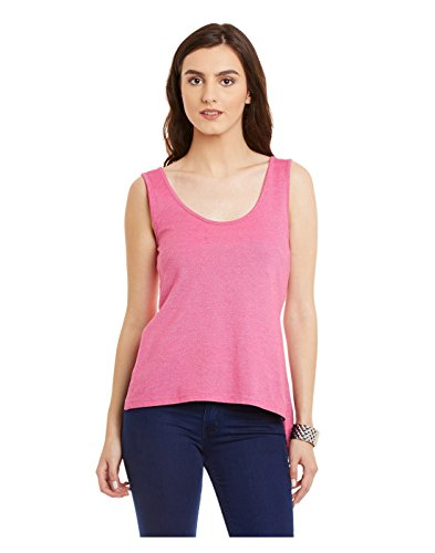 Yepme Women's Pink Cotton Tops/Blouses - YPWTOPS1117_S