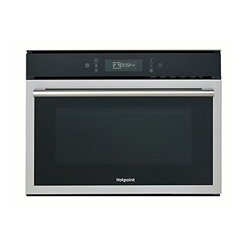 Hotpoint MP676IXH Built-In Microwave with Fan Oven Stainless Steel