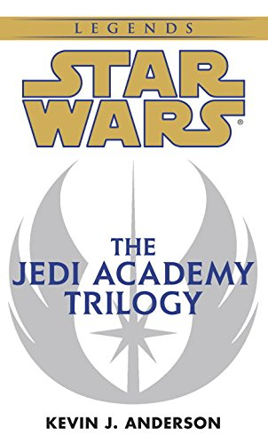 Jedi Search/Dark Apprentice/Champions of the Force: Champions of the Force/Dark Apprentice/Jedi Search