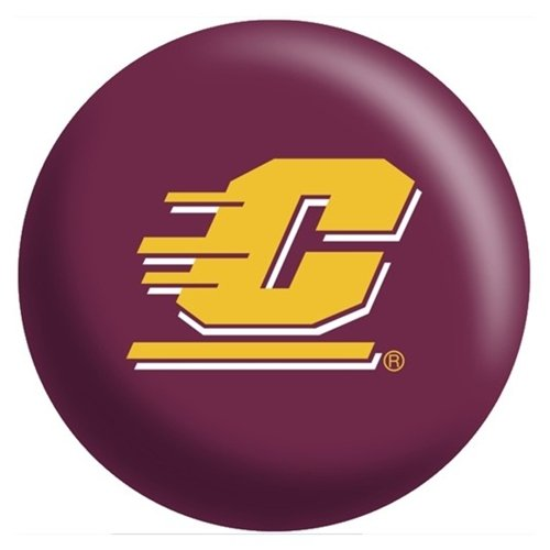 Buy Central Michigan University Chippewas Bowling Ball