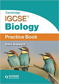 cambridge igcse biology coursework