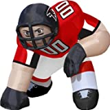 Huge 5' national football league Atlanta Falcons Lineman blow up Outdoor backyard Decoration