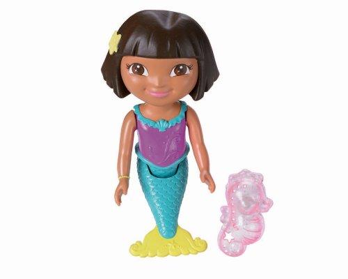 Dora the Explorer: Bathtime Mermaid Dora - 1