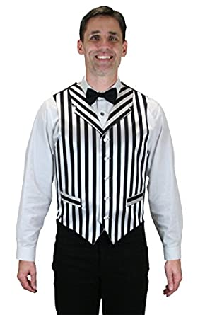 Men's Vintage Inspired Vests Barbershop Dress Vest  AT vintagedancer.com