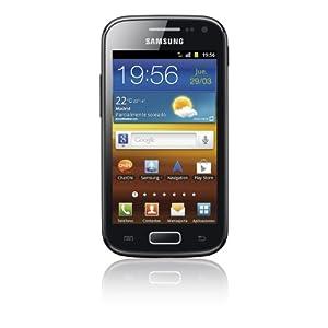 Samsung Galaxy Ace 2 (i8160) - Smartphone libre Android (pantalla táctil de 3,8