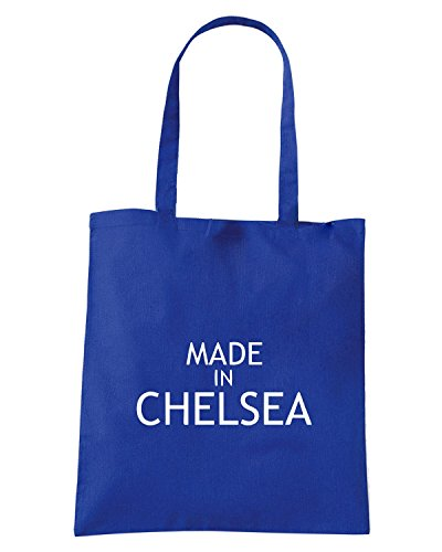 T-Shirtshock - Borsa Shopping WC0481 Made In Chelsea, Taglia Capacita 10 litri