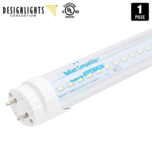 T8/T10/T12 LED Light Tube, 4FT, Hyperikon®,