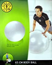 65 CM EXERCISE BODY BALL with Pump