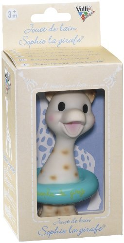 French Giraffe Toy front-592305