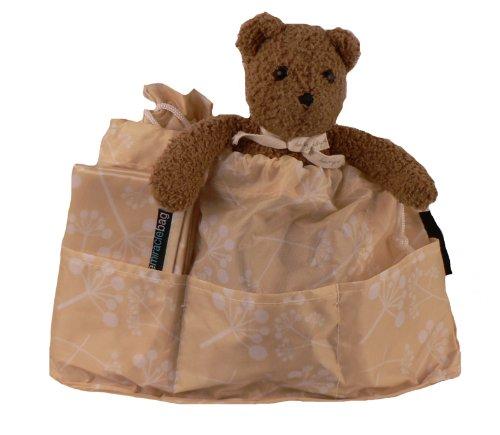 Baby Essentials Organiser - Stone