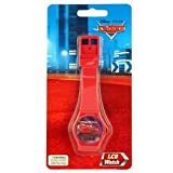 Disney Pixar Cars LCD Watch [Red]
