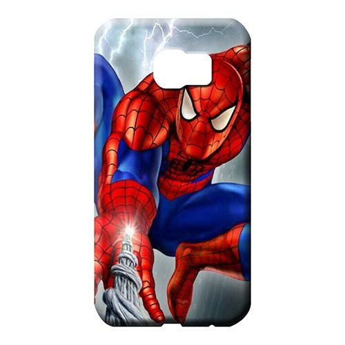 Samsung Galaxy S6 Edge Collectibles Tpye series phone carrying cases Ultimate Spider-Man