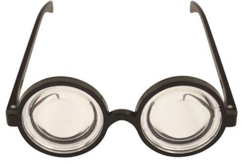 Lunettes Rondes Accessoire De Déguisement Minion Taille Unique