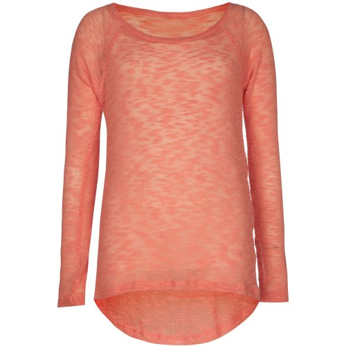 FULL TILT Girls Essential Hachi Knit Tunic Sweater