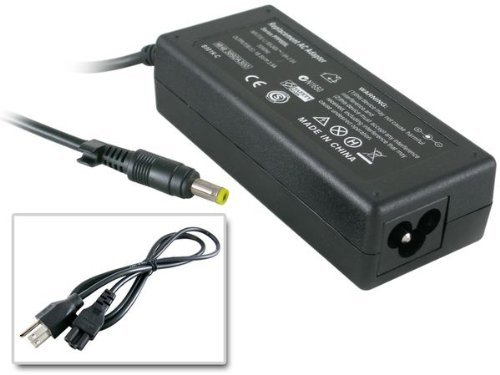 Click to buy 65W AC Battery Charger for HP Compaq Evo N410c 265602-ad1 409843-001 dc395a nc 6000 ST-C-075-18500350CT Laptop +US Cord - From only $24.8