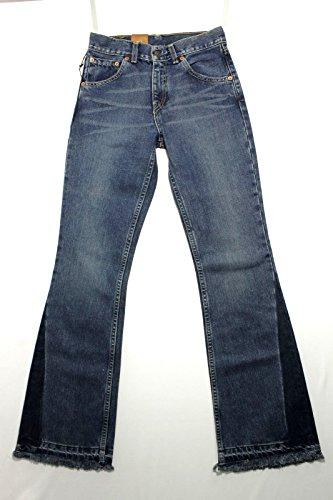 Levi's 525 girls slim fit bootcut donna W26 L32 tg.40