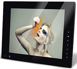 "NIX Pro Series 12"" Digital Frame with Motion Detection Sensor"