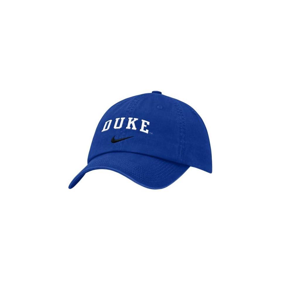 074e5327d NCAA Nike Duke Blue Devils Duke Blue Campus Hat on PopScreen