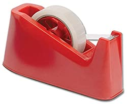 Premier Cello Tape Dispenser (medium Size) with One Free blade