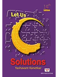 Let Us C Solutions 13th  Edition price comparison at Flipkart, Amazon, Crossword, Uread, Bookadda, Landmark, Homeshop18