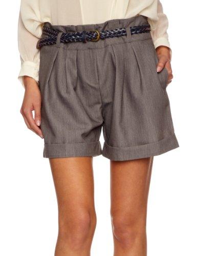 Darling Winnie Women's Shorts Ash Grey 10