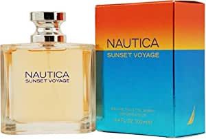 Nautica Sunset Voyage by Nautica For Men. Eau De Toilette Spray 3.4-Ounces