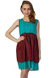 Today Fashion Ladies Wear Dress (TFD1003XL)