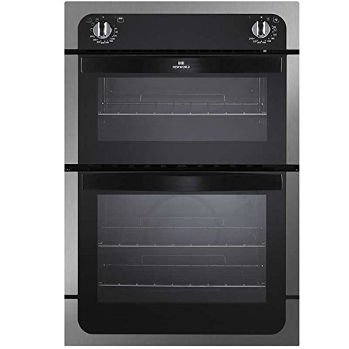 New World NW901DO Double Electric Oven - stainless steel