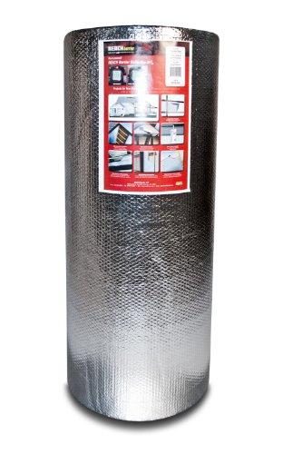 Reach Barrier Dd48050 Air Double Reflective Polyethylene Insulation Roll, 4-Feet By 50-Feet