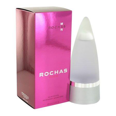 Rochas Man Profumo Uomo di Rochas - 100 ml Eau de Toilette Spray