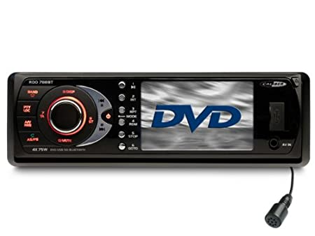 Caliber RDD788BT Autoradio CD/DVD 1 x USB Noir