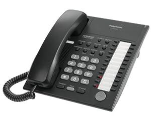 Panasonic KX-T7720B 24 Button Advanced Hybrid Speakerphone/telephone - Black