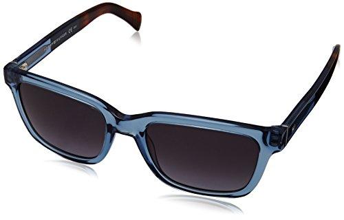 Tommy Hilfiger 1289/S Sunglass-0G85 Blue (HD Gray Gradient Lens)-53mm
