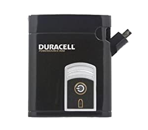 Duracell 852-0257 USB Lithium Ion PowerSource Mini (Discontinued by Manufacturer)