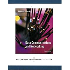 Data Communications And Networking Forouzan 4th Edition solution manual