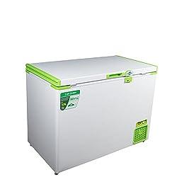 Rockwell Industries Ltd. GFR300 Direct-cool Single-door Refrigerator (253 Ltrs, White/Green)