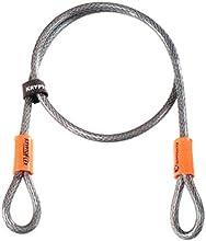 Kryptonite Antivol câble Kryptoflex 10 mm x 120 cm