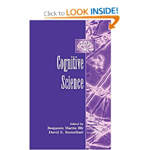 Cognitive Science Benjamin Martin Bly, David E. Rumelhart