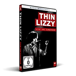 Music Milestones: Thin Lizzy Live & Dangerous
