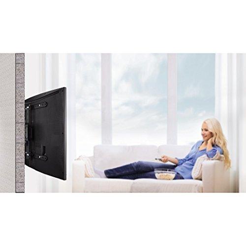 Hama curved tv wandhalterung fr extragroe fernseher - Curved tv wandhalterung ...