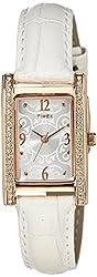 Timex Women's Analog Dial Watch Silver